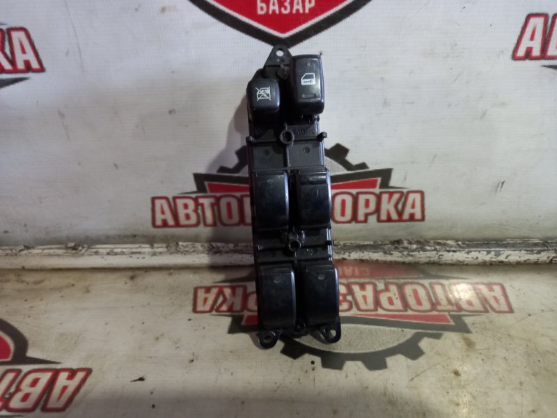 Блок управления стеклоподъемниками Toyota Alphard MNH10 1MZFE 2004 передний правый (б/у)