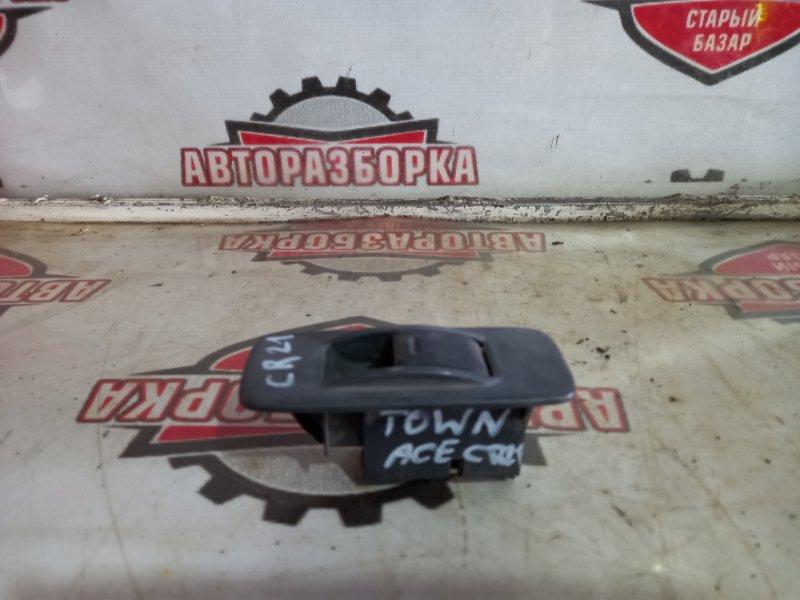 Кнопка стеклоподъемника Toyota Town Ace CR21 2CT (б/у)