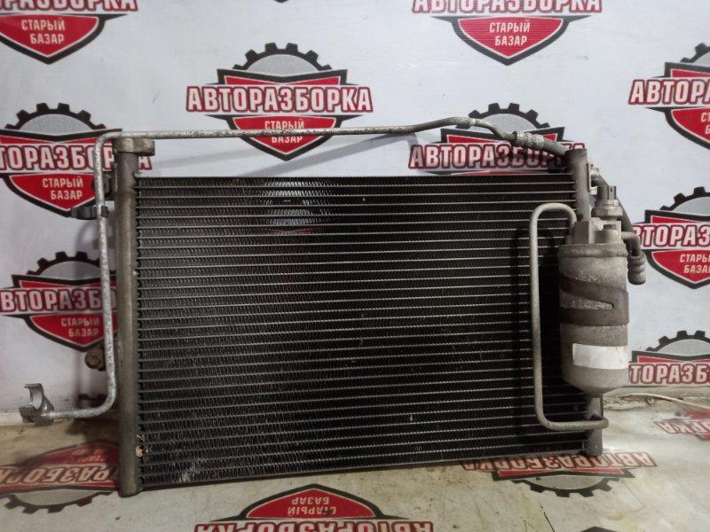 Радиатор кондиционера Suzuki Jimny JB23W K6A 2001 (б/у)