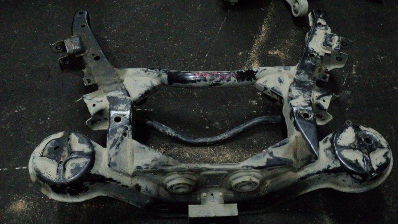 Балка Mitsubishi Pajero V65W 6G74 задняя