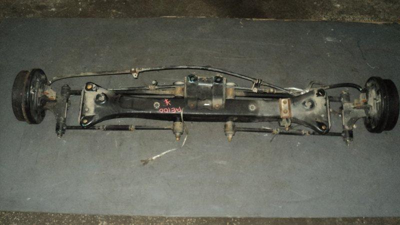 Балка Toyota Corolla EE111 задняя