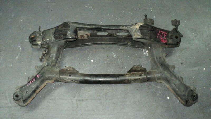 Балка Toyota Allex NCP85G задняя