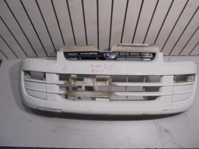 Бампер Subaru Pleo RA1 2001 передний