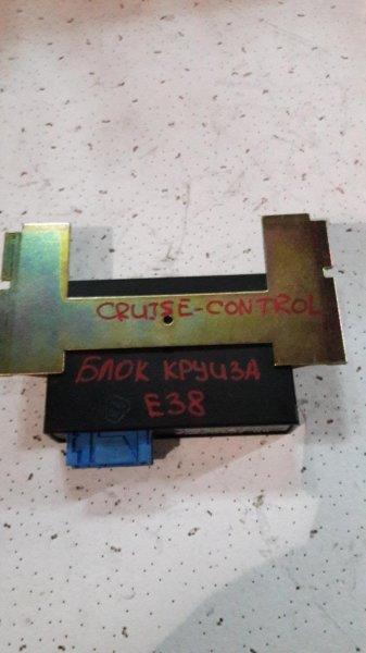 Блок круиз-контроля Bmw 7 Series E38 M60B40