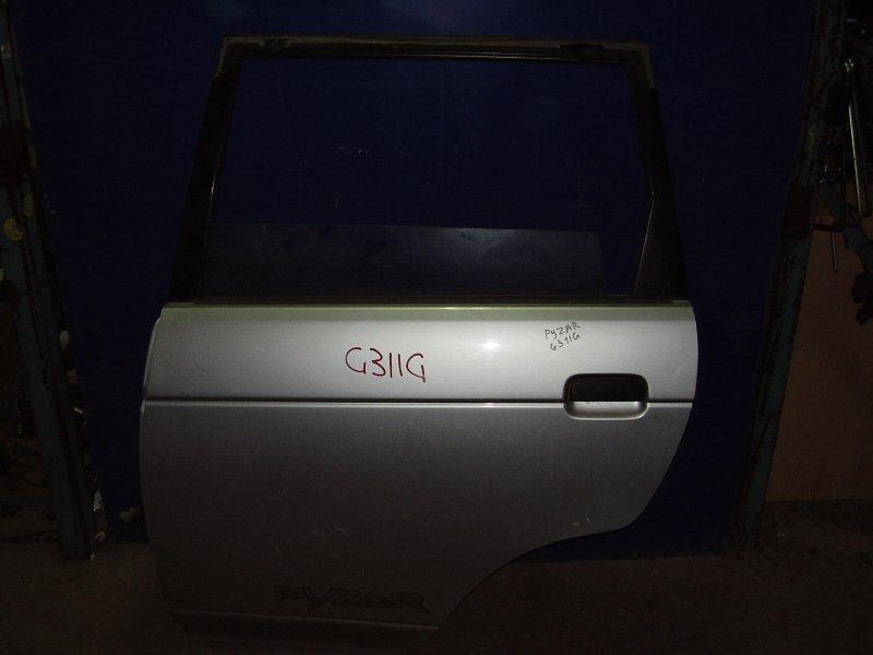 Дверь Daihatsu Pyzar G311G задняя левая (б/у)