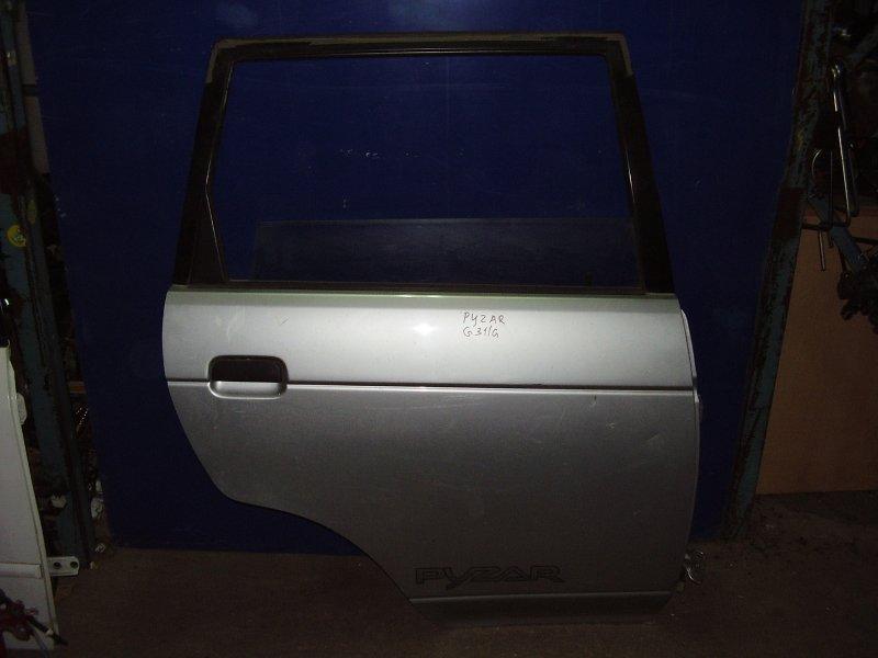 Дверь Daihatsu Pyzar G311G задняя правая (б/у)