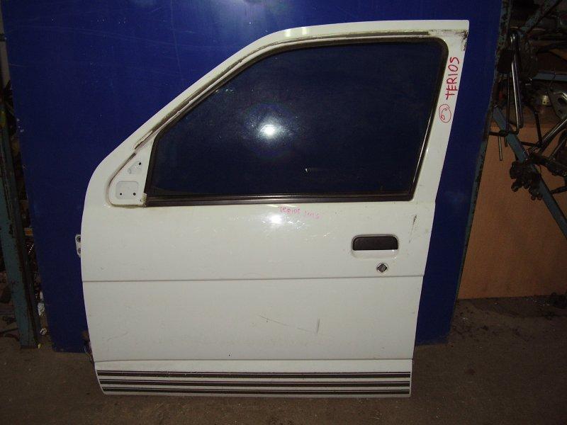 Дверь Daihatsu Terios J100E передняя левая (б/у)