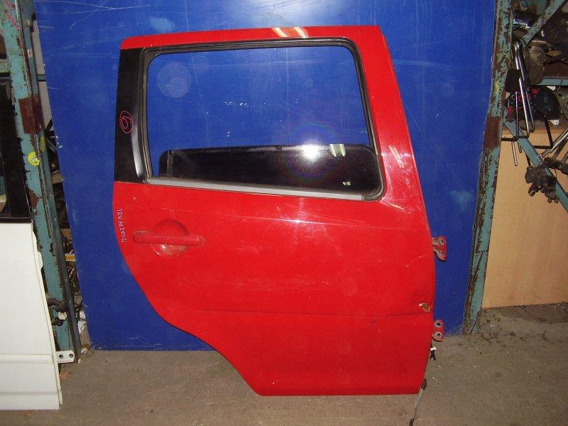 Дверь Daihatsu Yrv M200G задняя правая (б/у)