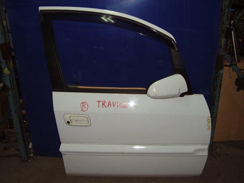 Дверь Opel Traviq XM220 передняя правая (б/у)