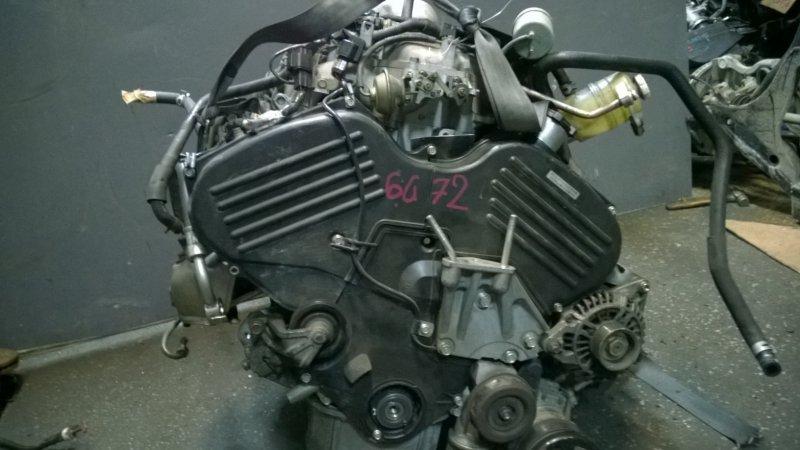 Двигатель Mitsubishi Chariot Grandis F36A 6G72 (б/у)