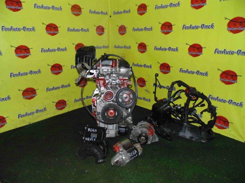 Двигатель Suzuki Alto HA35S R06A (б/у)