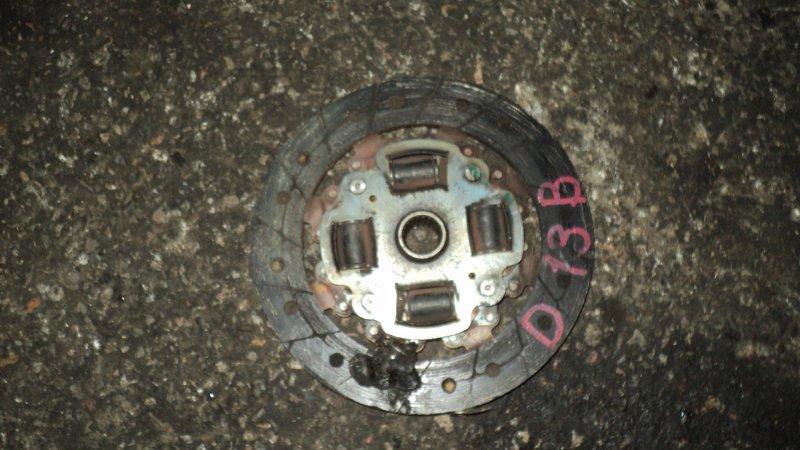 Диск сцепления Honda Partner EY6 D13B