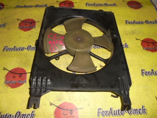 Диффузор радиатора Honda Rafaga CE4 левый