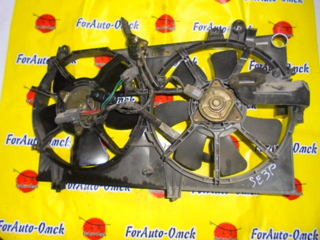 Диффузор радиатора Mazda Rx-8 SE3P 13B