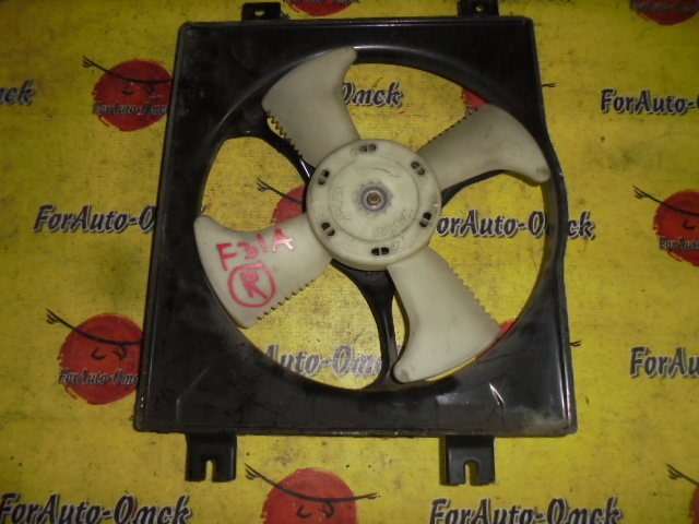 Диффузор радиатора Mitsubishi Diamante F31A 6G73 правый