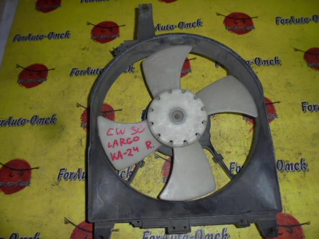 Диффузор радиатора Nissan Largo CW30 KA24DE правый