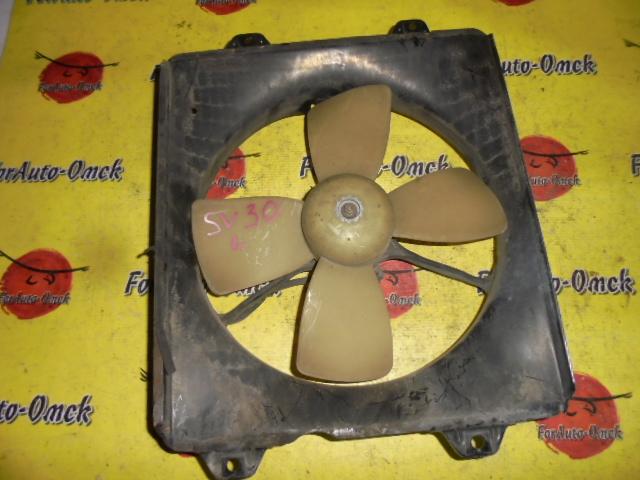 Диффузор радиатора Toyota Vista SV30 3S-FE левый