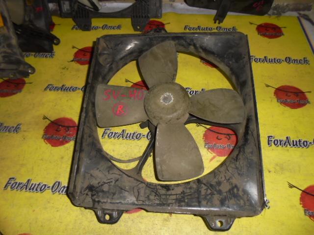 Диффузор радиатора Toyota Vista SV40 3S-FE правый