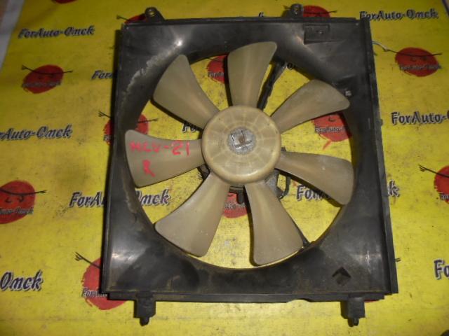 Диффузор радиатора Toyota Windom MCV21 1MZ-FE правый