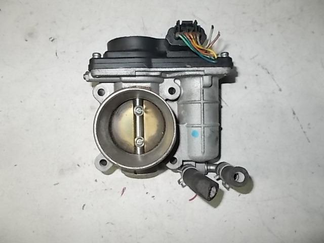 Заслонка дроссельная Nissan Ad BVY12 HR15DE