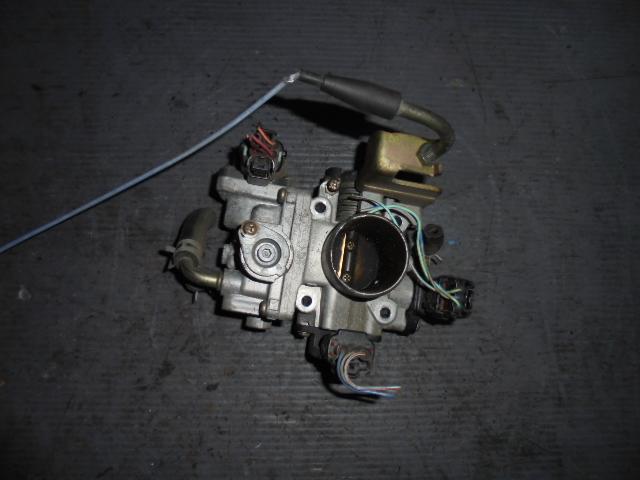 Заслонка дроссельная Suzuki Carry Van DA63T K6A