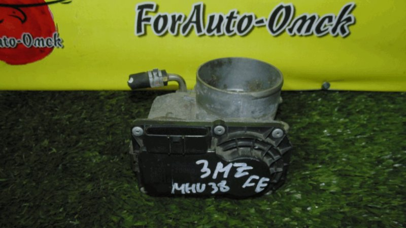 Заслонка дроссельная Toyota Alphard MCU20 1MZ-FE