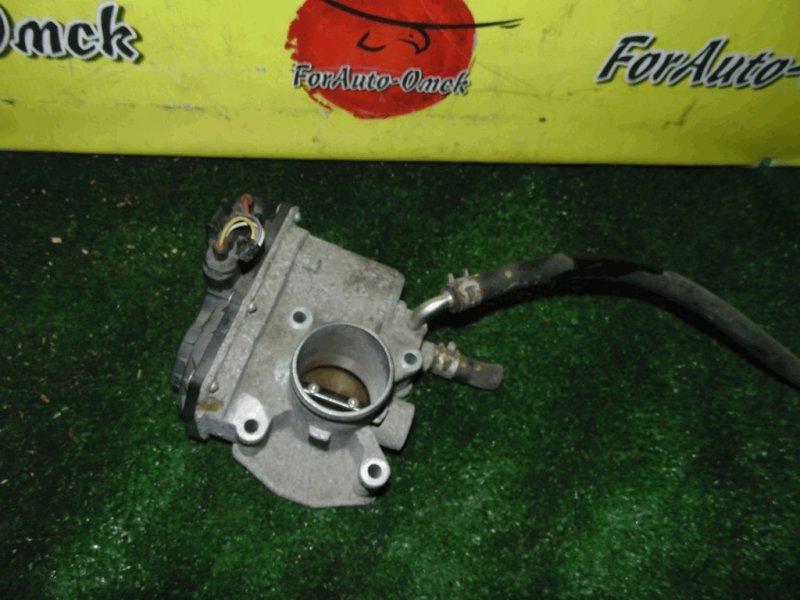 Заслонка дроссельная Toyota Belta KGC30 1KR-FE