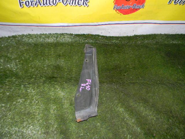 Защита бампера Nissan Bluebird Sylphy FG10 задняя левая