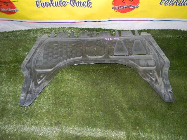 Защита двс Audi A3 1K1