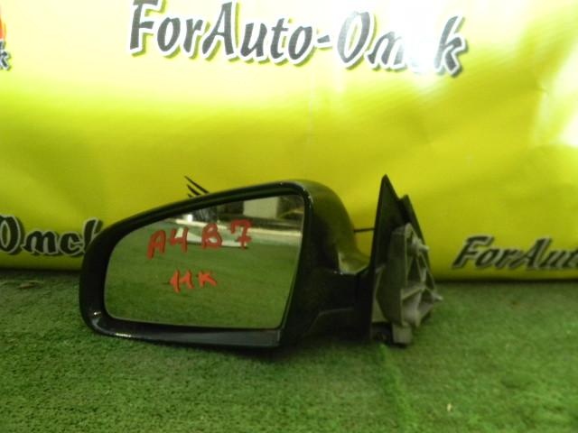 Зеркало Audi A4 8E левое