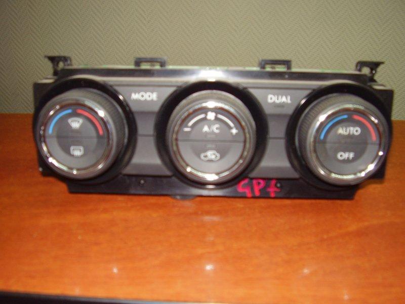Климат-контроль Subaru Impreza Xv GP7