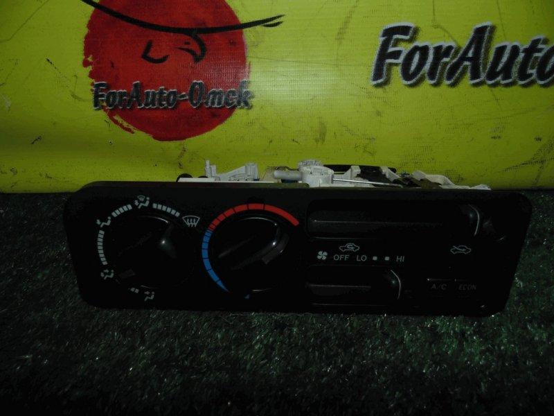Климат-контроль Toyota Starlet EP91