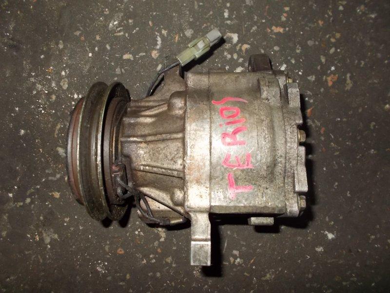 Компрессор кондиционера Daihatsu Terios J111G EF-DET