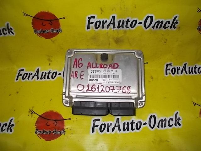Блок управления efi Audi A6 Allroad Quattro 4B BES