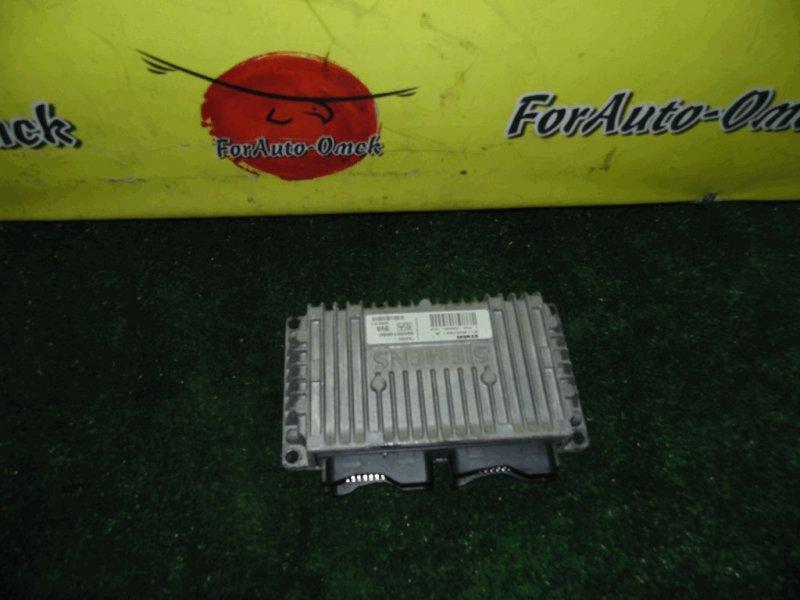 Блок управления efi Citroen C3 F TU3JP 2003