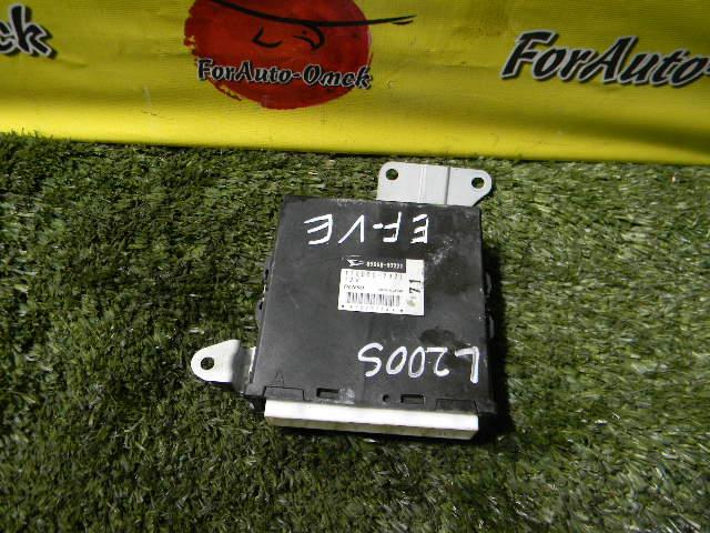 Блок управления efi Daihatsu Mira L700S EF-E