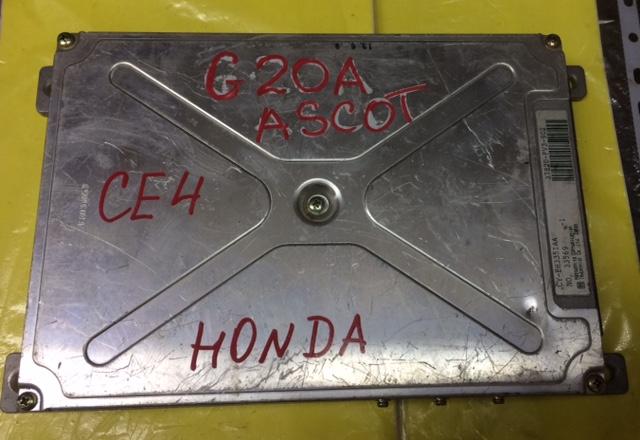 Блок управления efi Honda Ascot CE4 G20A