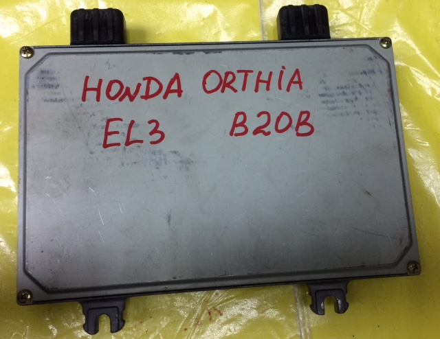 Блок управления efi Honda Orthia EL3 B20B