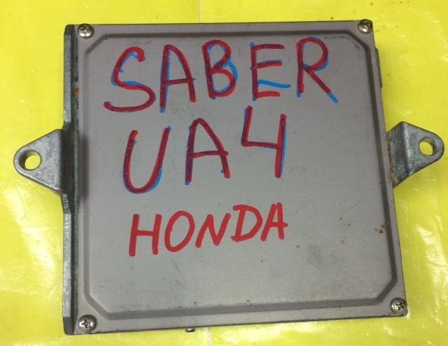Блок управления efi Honda Saber UA4 J25A