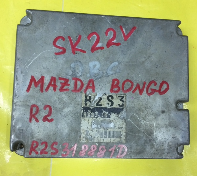 Блок управления efi Mazda Bongo SK22V R2
