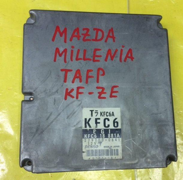Блок управления efi Mazda Millenia TAFP KF-ZE