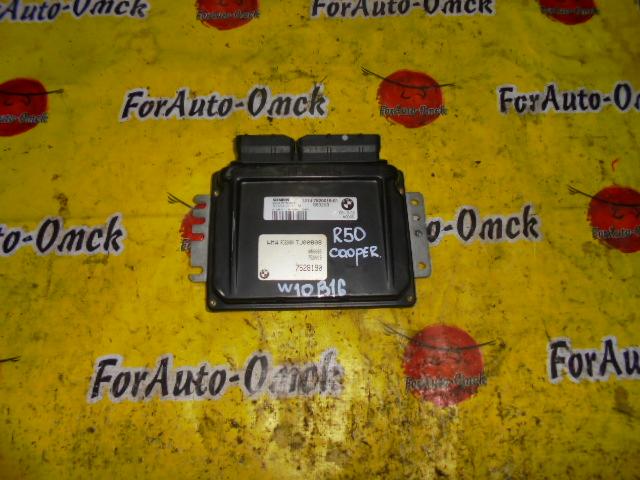 Блок управления efi Mini Coupe R50 W10B16A
