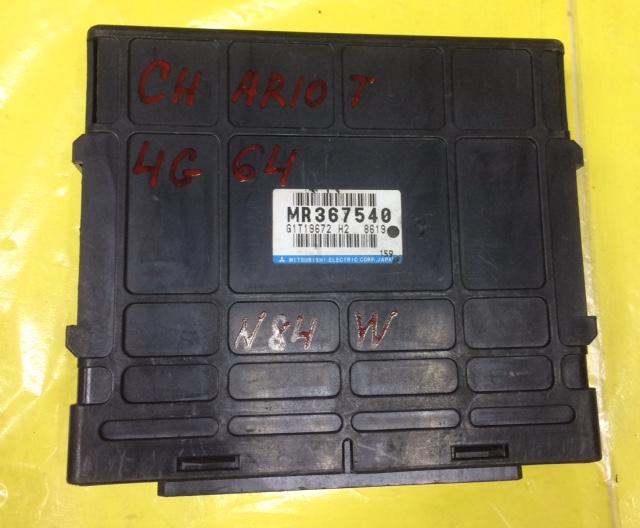 Блок управления efi Mitsubishi Chariot Grandis N84W 4G64