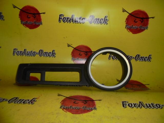 Консоль под щиток приборов Toyota Bb NCP31 1NZ-FE