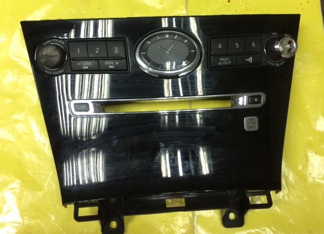 Консоль с часами Nissan Fuga GY50 VK45DE