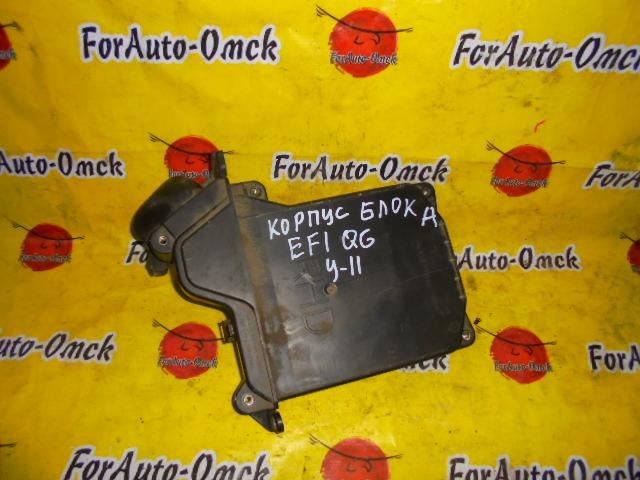 Коробка для блока efi Nissan Ad VFY11 QG15DE