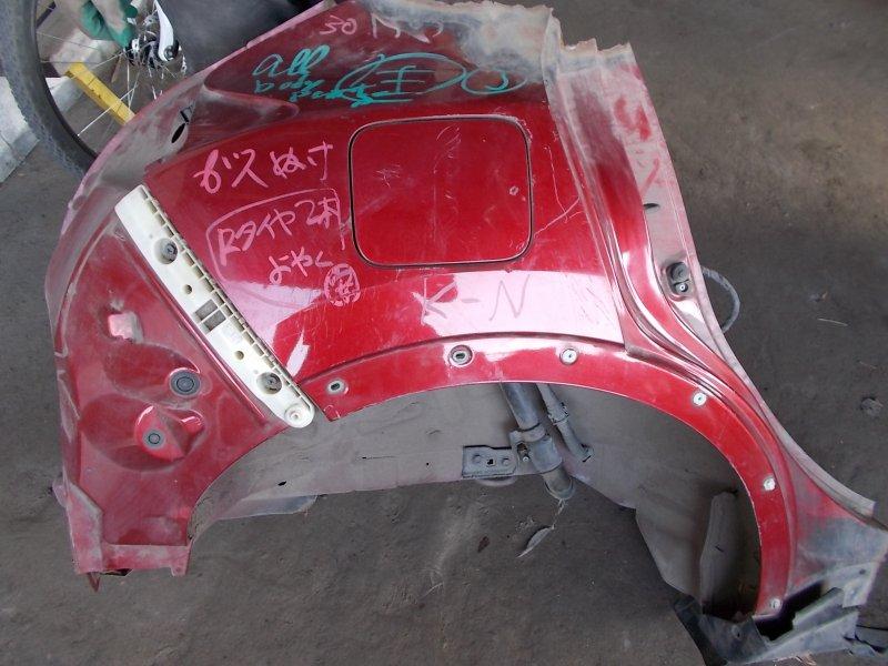 Крыло Nissan Juke F15 2011 заднее правое (б/у)
