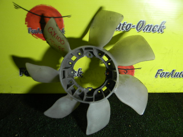 Крыльчатка вискомуфты Toyota Mark Ii GX110 1G-FE