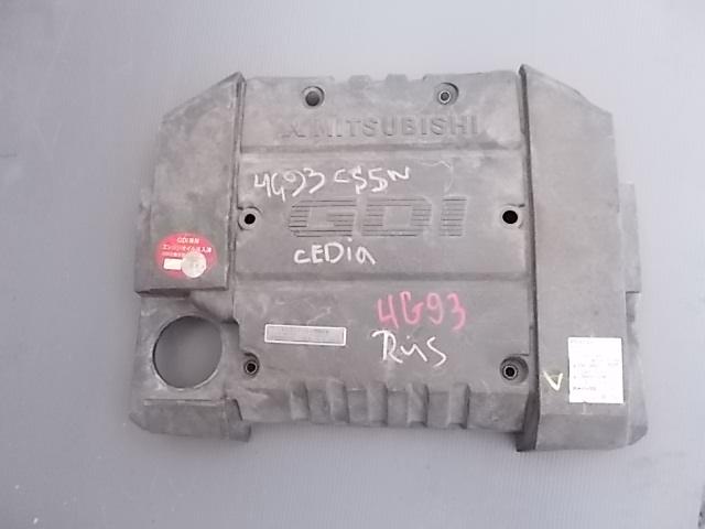 Крышка двс декоративная Mitsubishi Lancer CS5W 4G93