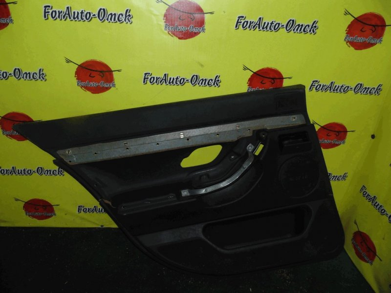Обшивка дверей Bmw 7 Series E38 задняя левая